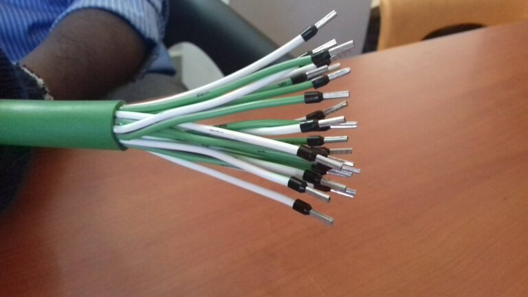 Thermocouple Cable Harness
